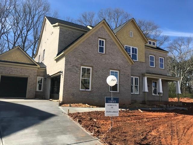 3222 Andante Drive, Marietta, GA 30062 (MLS #6102366) :: Hollingsworth & Company Real Estate
