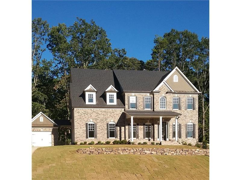 4662 Bluffside Court, Marietta, GA 30066 (MLS #5677380) :: North Atlanta Home Team