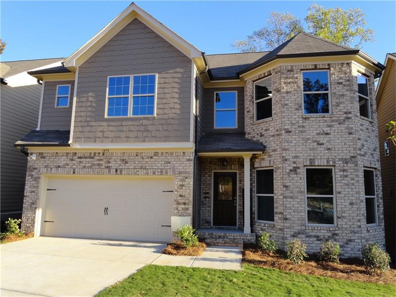 1475 Ox Bridge Way, Lawrenceville, GA 30043 (MLS #5712086) :: North Atlanta Home Team