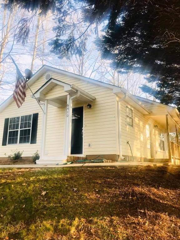 6410 Quail Trail, Gainesville, GA 30506 (MLS #6657817) :: RE/MAX Paramount Properties
