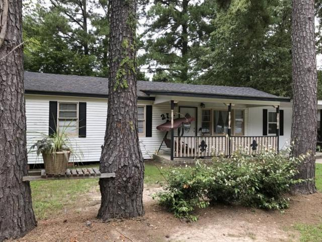 214 Carl St, Leesville, LA 71446 (MLS #17-820) :: The Trish Leleux Group