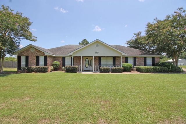 1304 Allison Dr, DeRidder, LA 70634 (MLS #23-776) :: The Trish Leleux Group