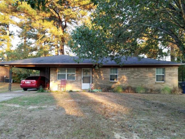 202 Hickory St, New Llano, LA 71461 (MLS #31-393) :: The Trish Leleux Group