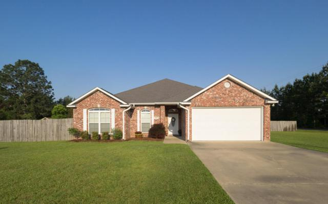 102 Tyler West Lane (Rosepine), Leesville, LA 71446 (MLS #31-376) :: The Trish Leleux Group