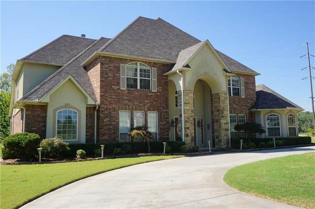 100 Rivercrest Drive, Fort Smith, AR 72903 (MLS #1020850) :: Hometown Home & Ranch