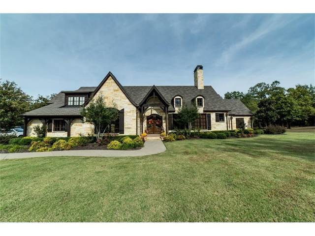 7 Fawn Hollow, Sallisaw, OK 74955 (MLS #1021355) :: Hometown Home & Ranch