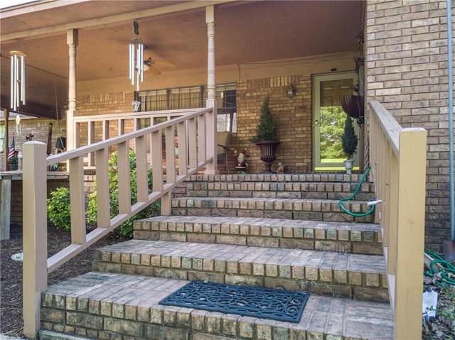 12324 Old Hwy 71, Fort Smith, AR 72916 (MLS #1025477) :: Hometown Home & Ranch