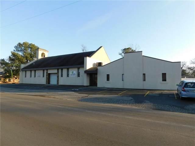 400 Main Street, Muldrow, OK 74948 (MLS #1025968) :: Hometown Home & Ranch