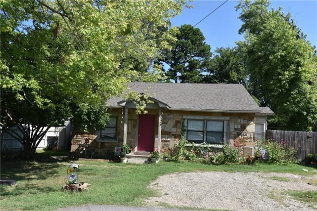 847 E Chickasaw Avenue, Sallisaw, OK 74955 (MLS #1027030) :: Hometown Home & Ranch