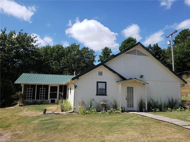 27206 Lost Lake Road, Heavener, OK 74937 (MLS #1027461) :: PMI Heritage Real Estate Group