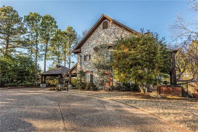 5219 Cliff Drive, Fort Smith, AR 72903 (MLS #1030869) :: Hometown Home & Ranch