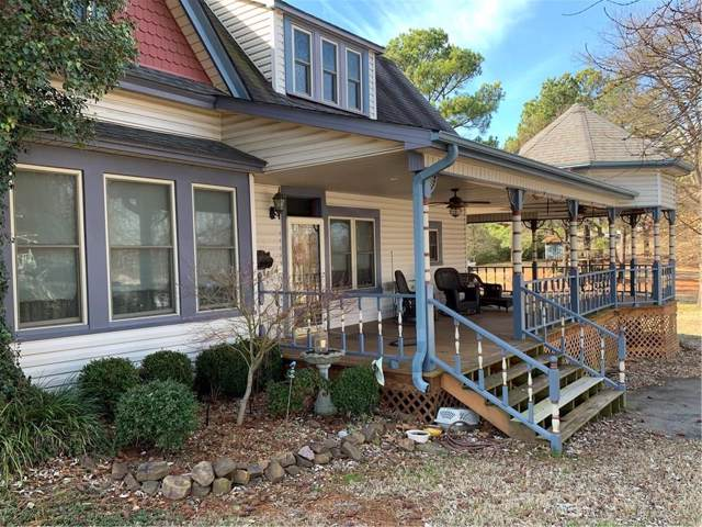 100 S Hill Street, Poteau, OK 74953 (MLS #1031188) :: Hometown Home & Ranch