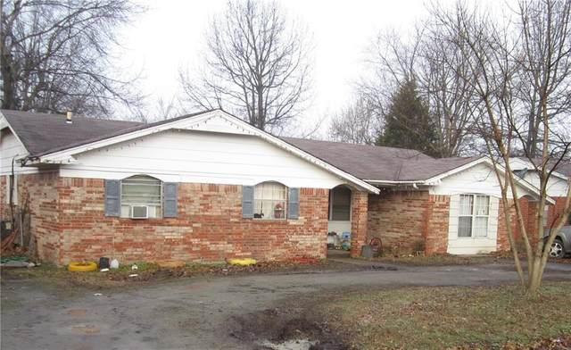 911 NW 9th Street, Stigler, OK 74462 (MLS #1031688) :: Hometown Home & Ranch