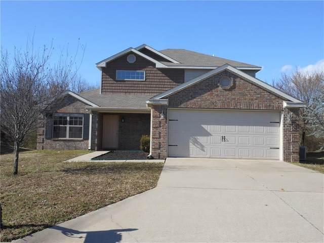 7808 Parkview Drive, Fort Smith, AR 72916 (MLS #1031715) :: Hometown Home & Ranch