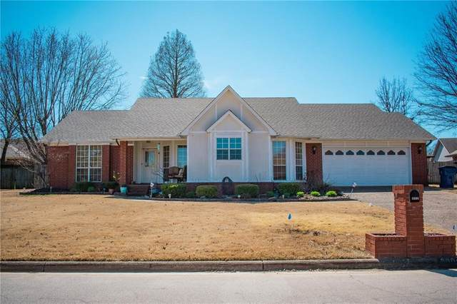 8804 Timberlyn, Fort Smith, AR 72903 (MLS #1032121) :: Hometown Home & Ranch