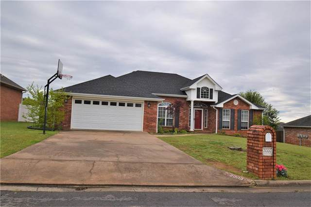 2000 Winterpark Drive, Sallisaw, OK 74955 (MLS #1032375) :: Hometown Home & Ranch