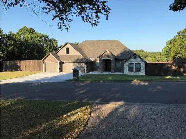 2502 Andrea Lane, Sallisaw, OK 74955 (MLS #1032661) :: Hometown Home & Ranch