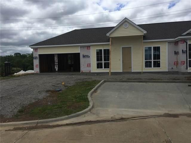 70 Jeffrey Way, Fort Smith, AR 72903 (MLS #1032990) :: Hometown Home & Ranch