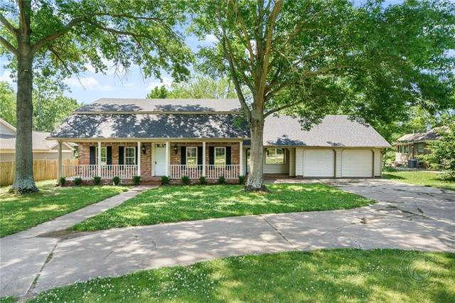 6318 Free Ferry Road, Fort Smith, AR 72903 (MLS #1033205) :: Hometown Home & Ranch