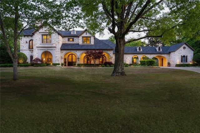 6104 Park Avenue, Fort Smith, AR 72903 (MLS #1033285) :: Hometown Home & Ranch