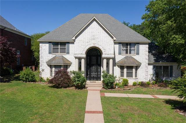 209 Rivercrest Drive, Fort Smith, AR 72903 (MLS #1033319) :: Hometown Home & Ranch