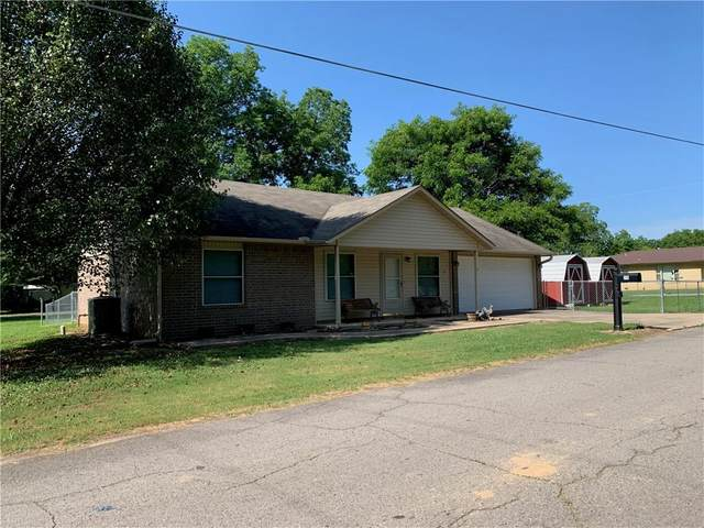 316 6th Street, Spiro, OK 74959 (MLS #1034676) :: Hometown Home & Ranch
