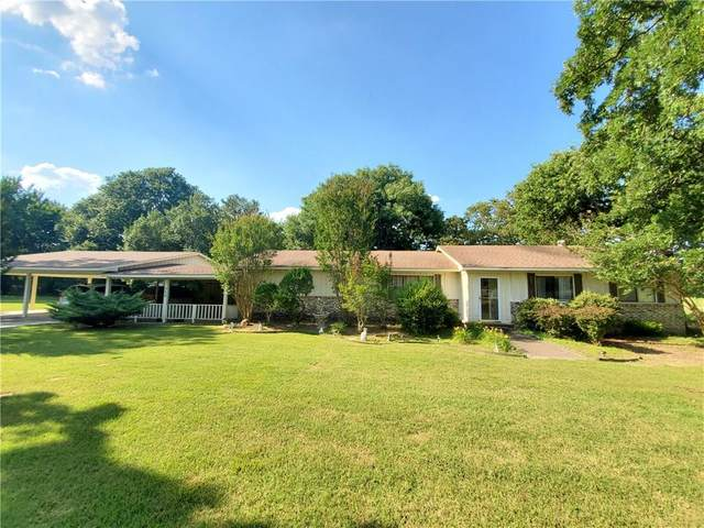 309 NE Gina Lane, Stigler, OK 74462 (MLS #1034698) :: Hometown Home & Ranch