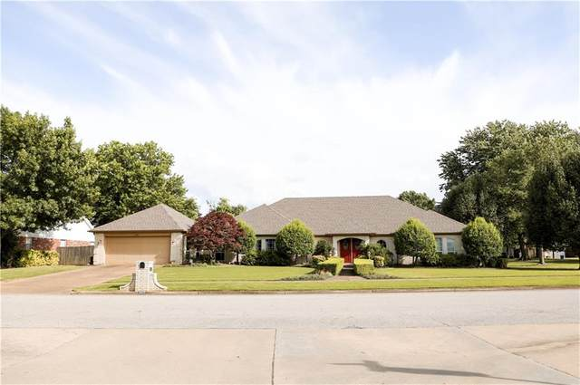 2412 Fianna Way, Fort Smith, AR 72908 (MLS #1034854) :: Hometown Home & Ranch
