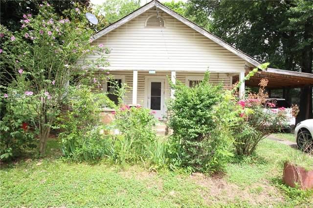 199 Cedar Street, Waldron, AR 72958 (MLS #1034927) :: Hometown Home & Ranch
