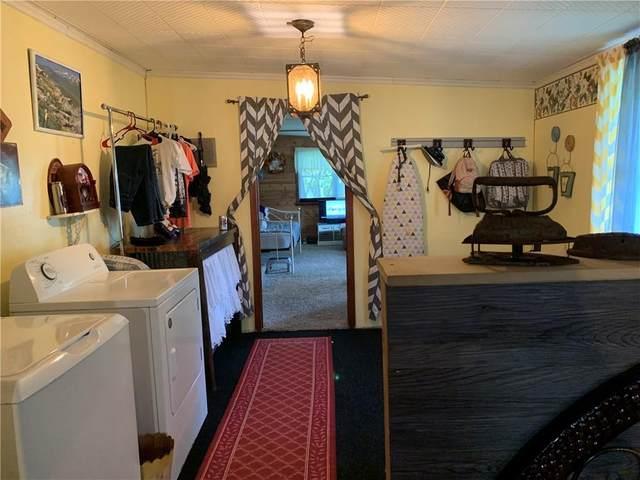 103 Olive Street, Stigler, OK 74462 (MLS #1036249) :: Hometown Home & Ranch