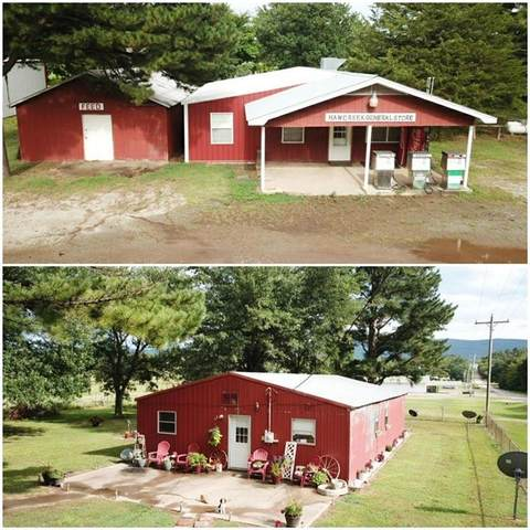 51820 Haw Creek Road, Heavener, OK 74937 (MLS #1036377) :: Fort Smith Real Estate Company