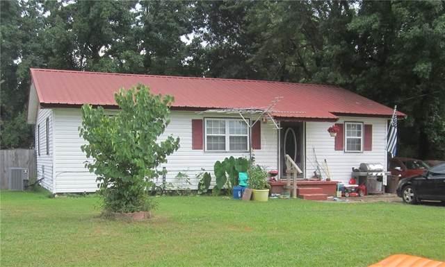 810 NW F Street, Stigler, OK 74462 (MLS #1036576) :: Hometown Home & Ranch