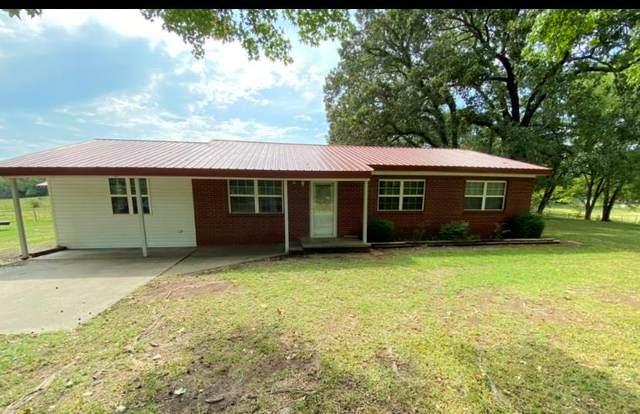 106624 S 4520 Road, Vian, OK 74962 (MLS #1037815) :: Hometown Home & Ranch