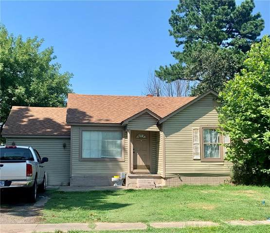 4711 Spradling Avenue, Fort Smith, AR 72904 (MLS #1037824) :: Hometown Home & Ranch