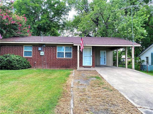 714 Choctaw Street, Arkoma, OK 74901 (MLS #1037872) :: Hometown Home & Ranch