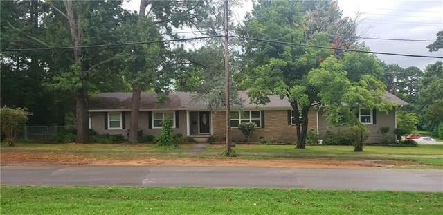 807 Main Street, Ozark, AR 72949 (MLS #1037890) :: Hometown Home & Ranch