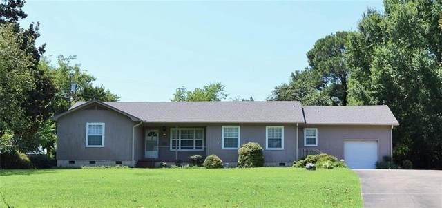207 Park Drive, Poteau, OK 74953 (MLS #1037905) :: Hometown Home & Ranch