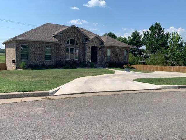 2052 W Breckenridge Avenue, Sallisaw, OK 74955 (MLS #1037973) :: Hometown Home & Ranch