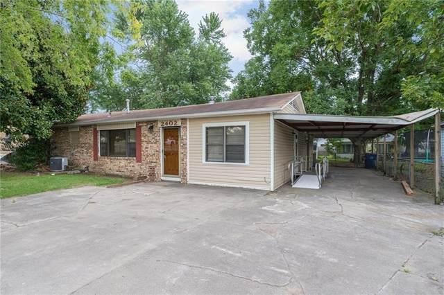 2402 Savannah Street, Fort Smith, AR 72901 (MLS #1038144) :: Hometown Home & Ranch