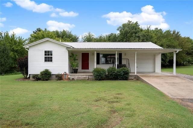 23187 James, Shady Point, OK 74956 (MLS #1038153) :: Hometown Home & Ranch