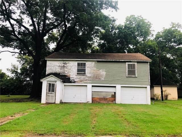303 E Ida Avenue, Sallisaw, OK 74955 (MLS #1038229) :: Hometown Home & Ranch