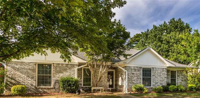 2501 Royal Scots, Fort Smith, AR 72908 (MLS #1038251) :: Hometown Home & Ranch