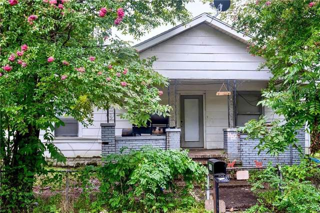 800 N S Street, Fort Smith, AR 72904 (MLS #1039401) :: Hometown Home & Ranch