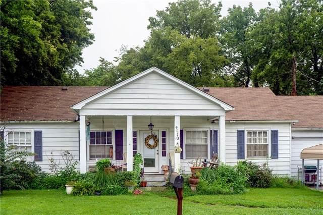 4110 Kinkead Avenue, Fort Smith, AR 72903 (MLS #1039403) :: Hometown Home & Ranch