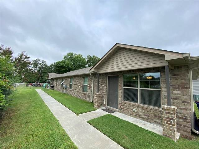 5124 S 29th, Fort Smith, AR 72901 (MLS #1039418) :: Hometown Home & Ranch
