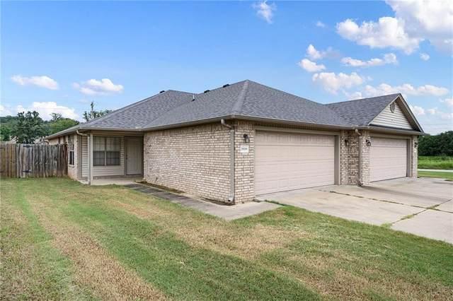 2500 Dora Road, Van Buren, AR 72956 (MLS #1039429) :: Hometown Home & Ranch