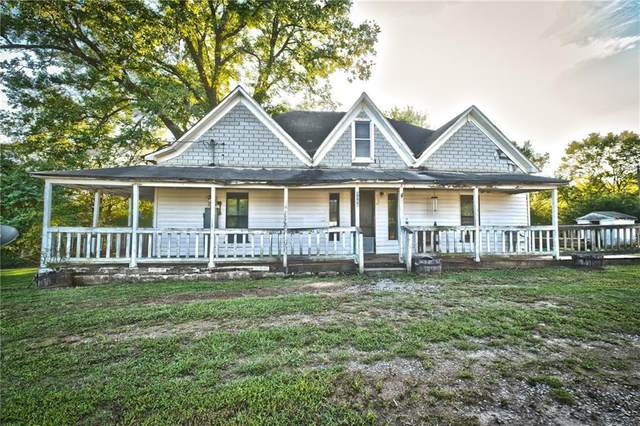 9554 Abbott Loop, Mansfield, AR 72944 (MLS #1039489) :: Hometown Home & Ranch