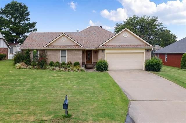 505 Hester Street, Greenwood, AR 72936 (MLS #1039497) :: Hometown Home & Ranch