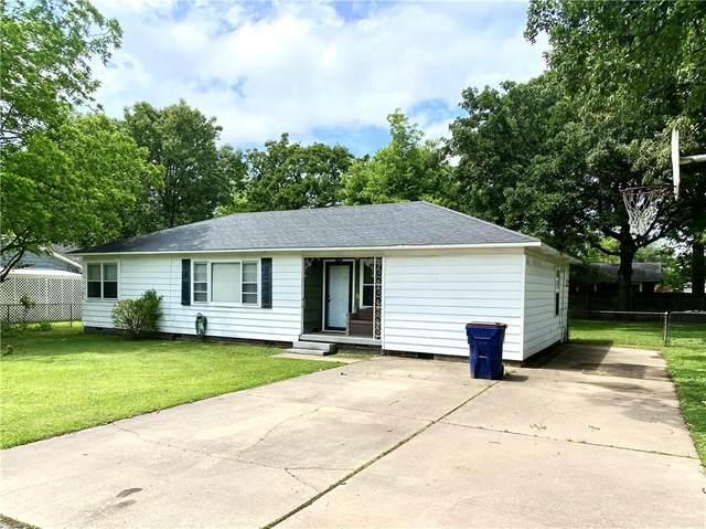 1707 Memphis Street, Fort Smith, AR 72901 (MLS #1039515) :: Hometown Home & Ranch