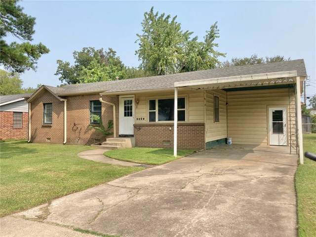 2026 N 29th Street, Fort Smith, AR 72904 (MLS #1039532) :: Hometown Home & Ranch